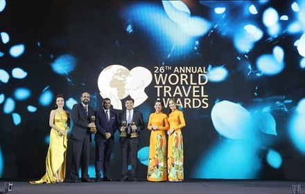 Vietnam Airlines wins big at World Travel Awards Asia 2019