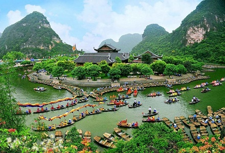 Ninh Binh ready for opening ceremony of National Tourism Year