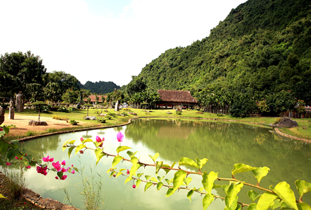 Attractive destinations for a New Year visit in Ninh Binh