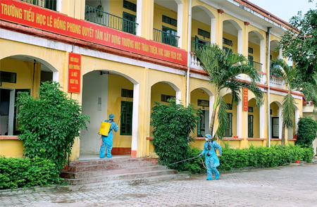 Ninh Binh no longer has suspected cases of Covid-19 infections