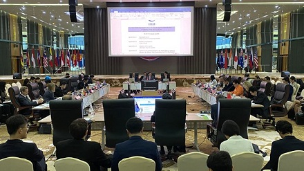Vietnam chairs meeting of ambassadors from EAS countries