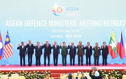 ASEAN Defence Ministers' Meeting Retreat opens in Hanoi