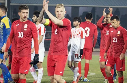 Vietnam confirm friendly match with Kyrgyzstan on March 26