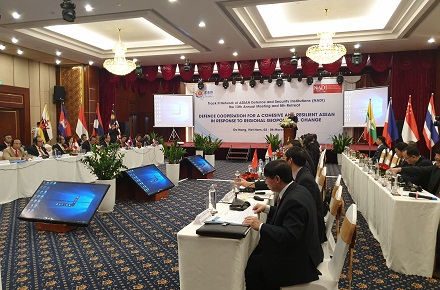 13th meeting of ASEAN defence and security institutions opens in Da Nang