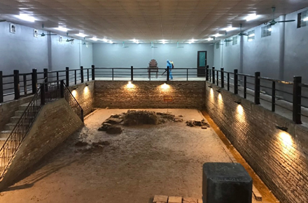 Hoa Lu ancient capital historical-cultural relic site suspends receiving tourists amid COVID-19 fears