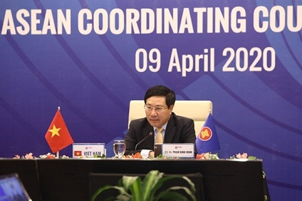 Solidarity is strength in ASEAN cooperation to fight COVID-19: Deputy PM