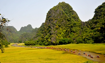 Opening ceremony for National Tourism Year in Ninh Binh cancelled