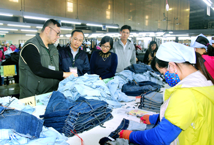Ninh Binh's exports slump in April