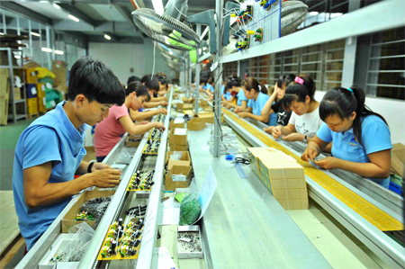 Ninh Binh strives to fulfill industrial development targets